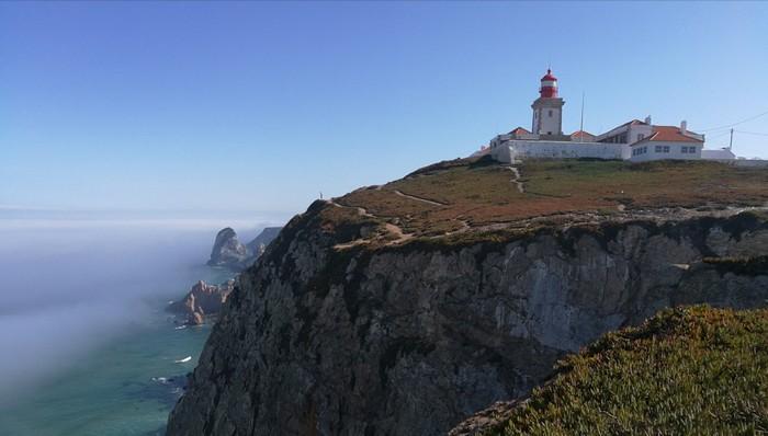 Portugalsko Cabo da Roca