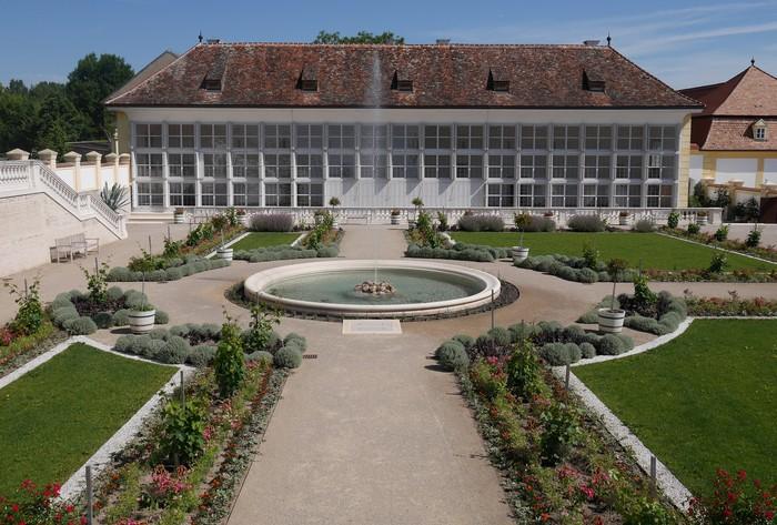 tradičné remeslá na zámku Schloss Hof
