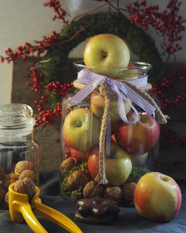 jesenné dekorácie - chutná inšpirácia