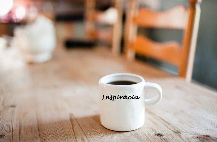 kde hľadať inšpiráciu