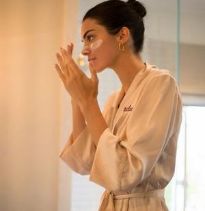 kozmetické triky - Kendall Jenner