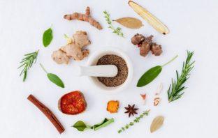domáca bylinková lekárnička