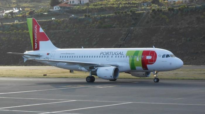 Portugalsko lietadlo