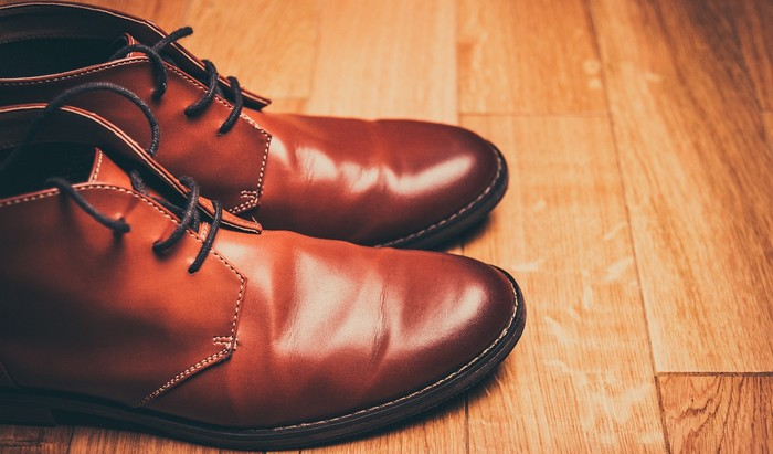 umenie šťastného života - vyzujte si topánky