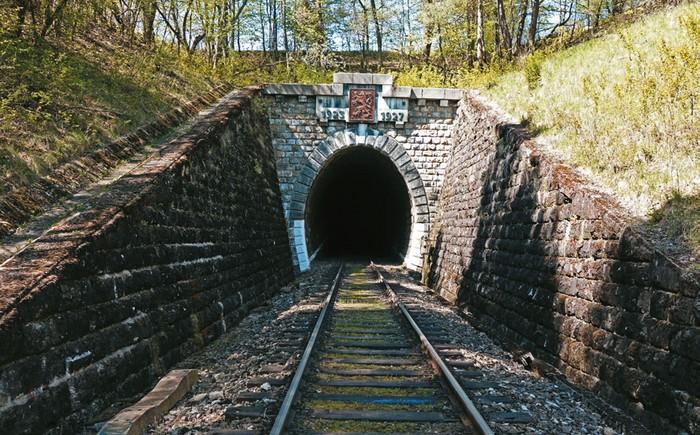 Tunel Generála M. R. Štefánika v Brestovci