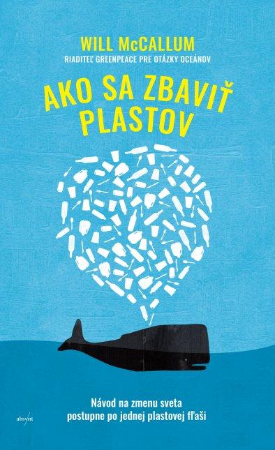 kniha Ako sa zbaviť plastov