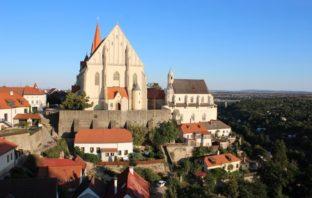 Znojmo klenot na južnej Morave