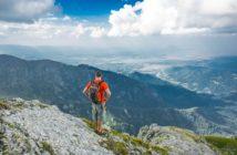 aktívny odpočinok na horách