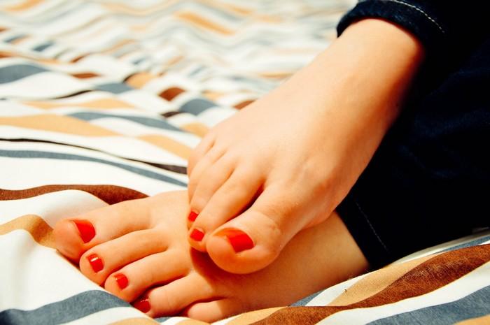 najčastejšie problémy s nohami