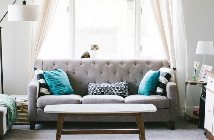 zariadenie malej obývačky