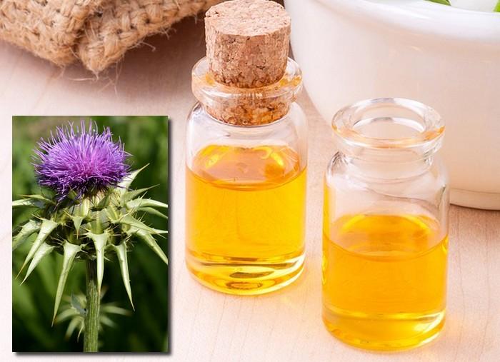pestrecový olej