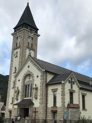 kostol sv. Cyrila a Metoda v terchovej