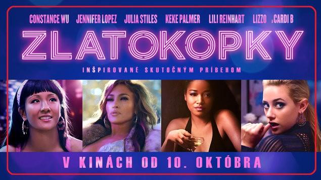 film Zlatokopky s Jennifer Lopez