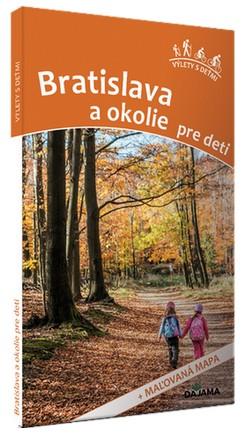 kniha Bratislava a okolie pre deti