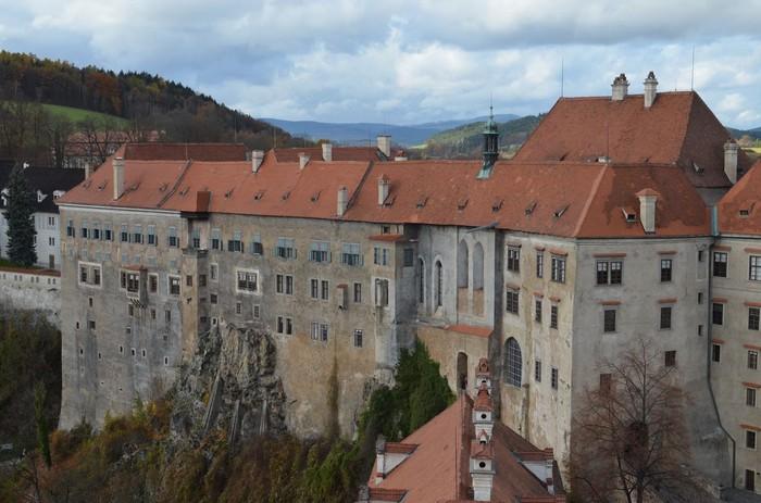 Státní zámek a hrad Český Krumlov