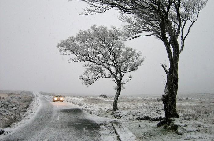 ako pripraviť svoje auto na zimu