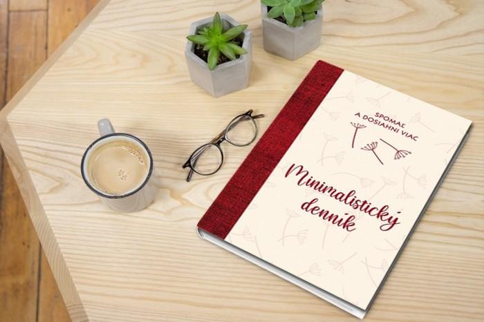 Minimalistický denník Andrea Richardson