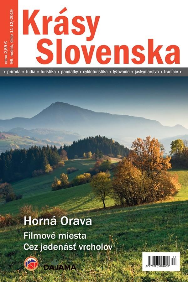 časopis Krásy Slovenska