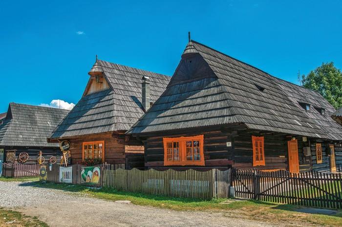 zuberec múzeum oravskej dediny