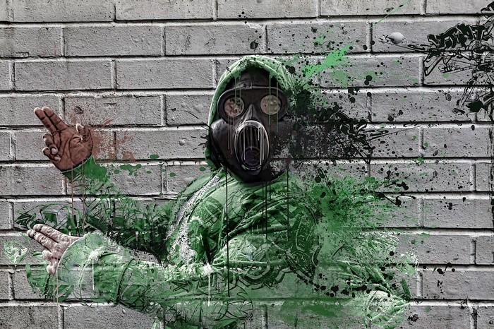znečistené ovzdušie