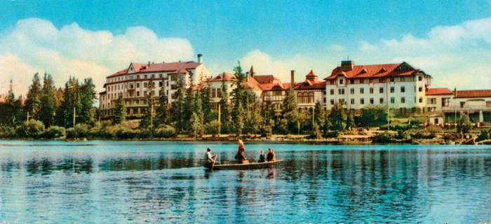 Retro Vysoké Tatry