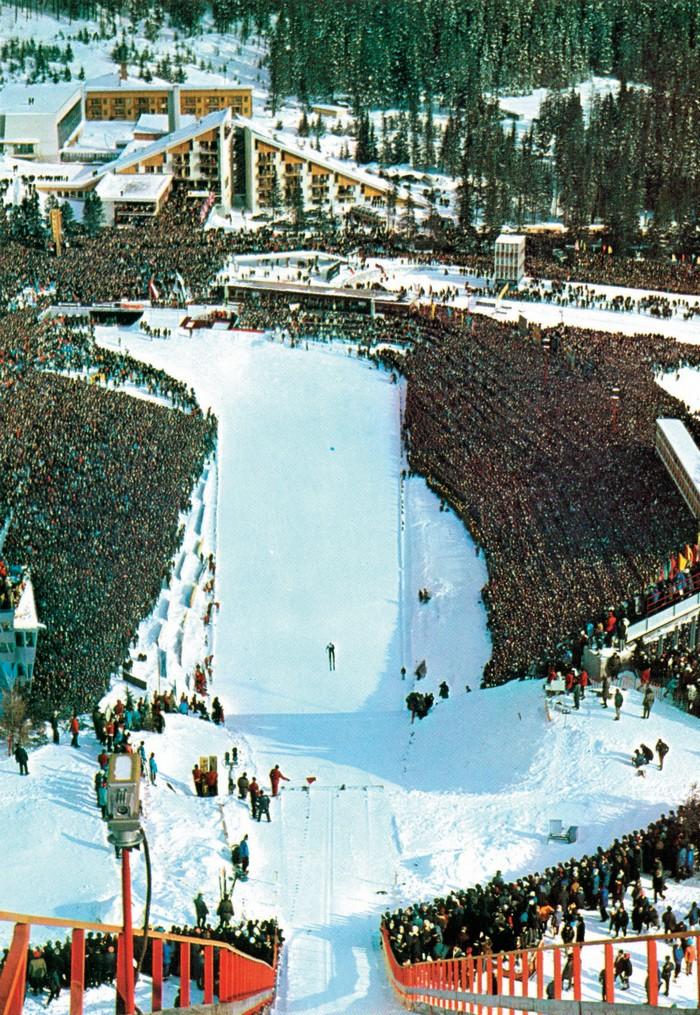 Majstrovstvá sveta v severskom lyžovaní Vysoké Tatry
