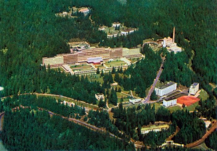 Liečebný ústav Vyšné Hágy