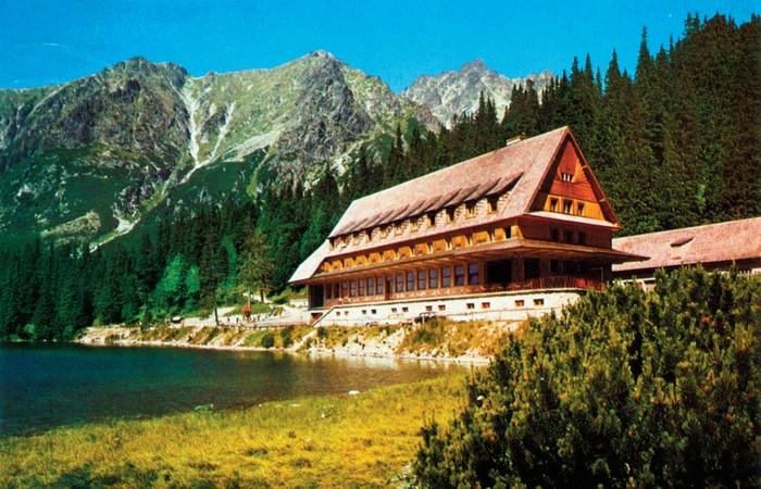 chata Popradské Pleso