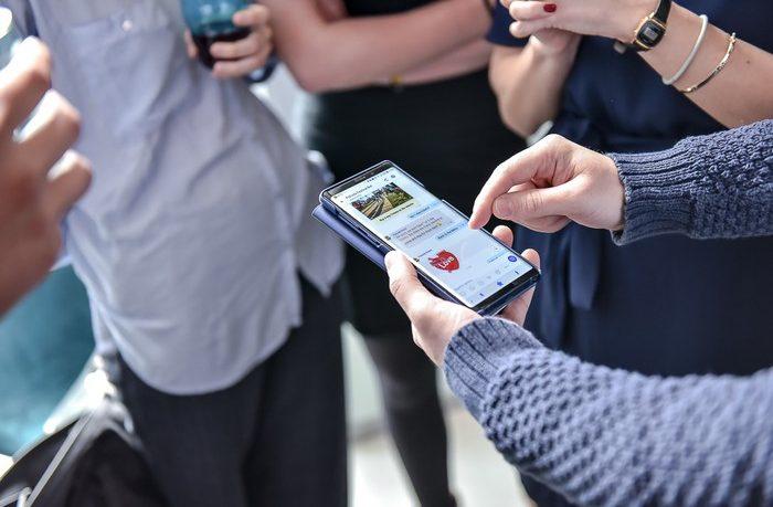aplikácie na posielanie správ