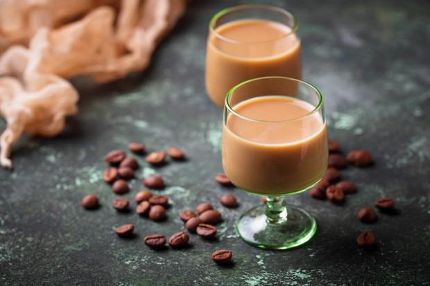 čokoládový likér - vianočné nápoje