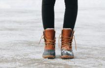 nohy v teple