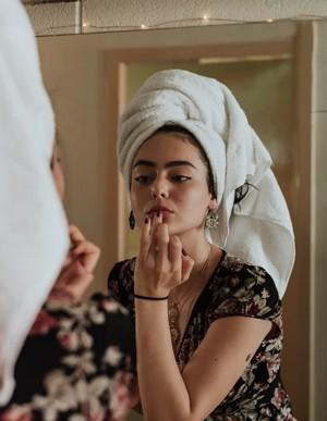 ranný makeup