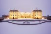 zámok Schloss Hof v zime