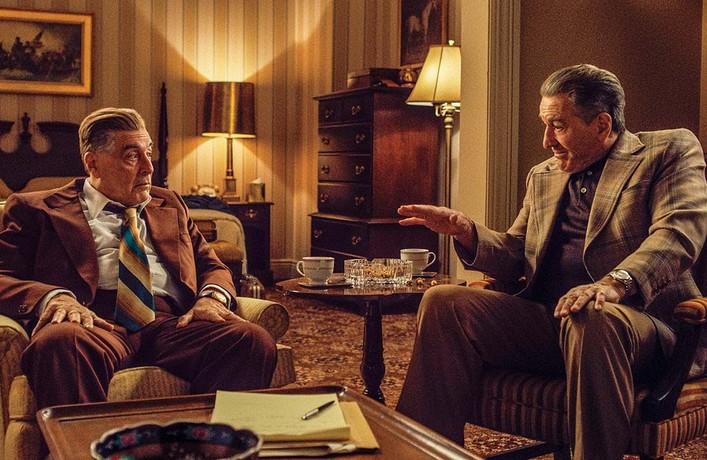 Al Pacino a Robert de Niro