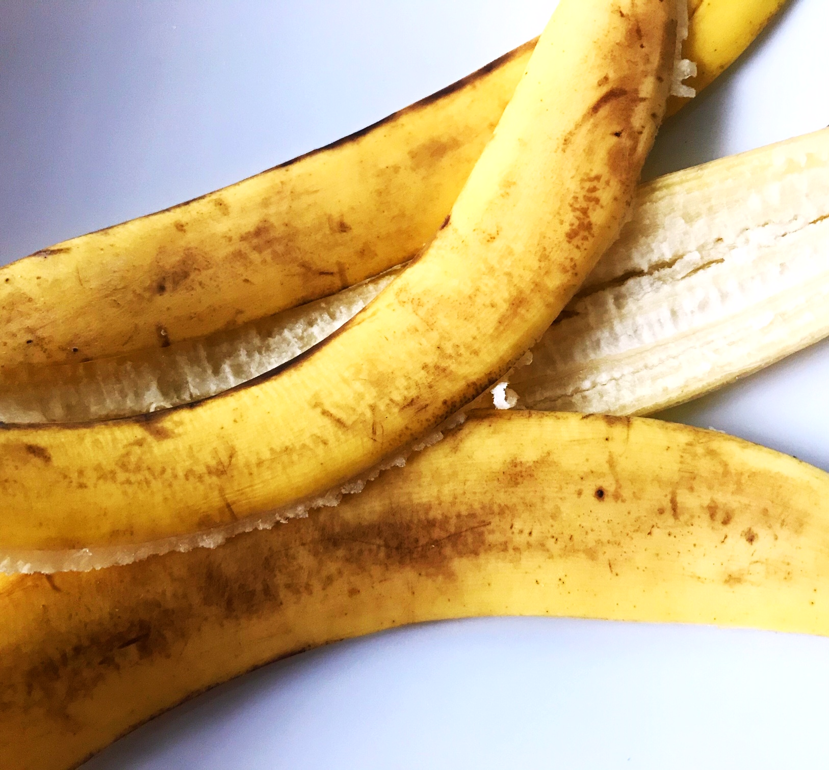 ako využiť šupku z banánu