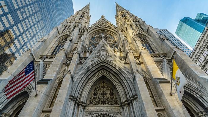 najkrajšie katedrály - Katedrála sv.Patrika