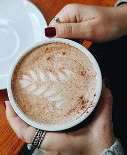 názov kávy mocha