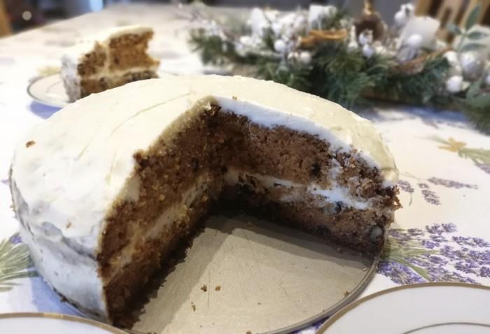 mrkvová torta recept