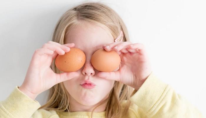 potraviny pre zrak