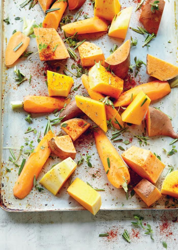 pečená zelenina - recept