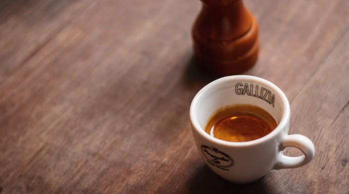 názov kávy ristretto