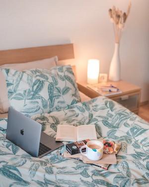 spálňa snov posteľ a matrac