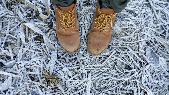 nohy v teple - ako nám škodí mráz?