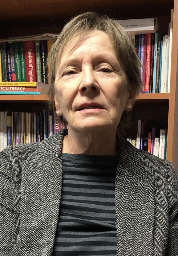 profesorka Oľga Zápotočná