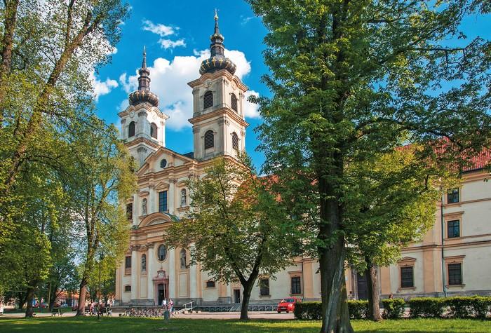 Bazilika Sedembolestnej Panny Márie.