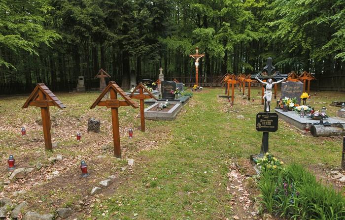 huncokári cintorín