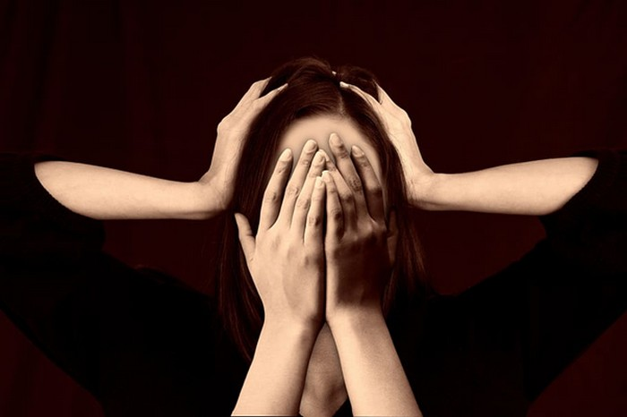 stres ovplyvňuje celé naše telo