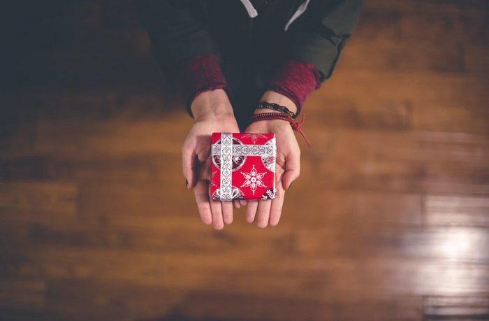 prečo dávať druhým?