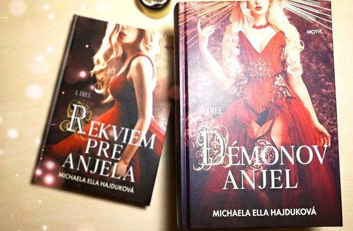 kniha Démonov anjel