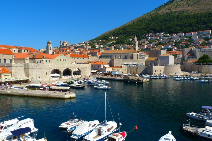 cesta do Chorvátska - Dubrovník